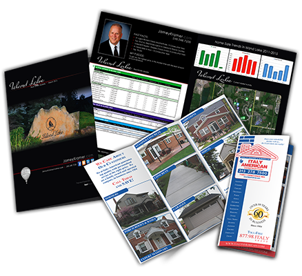 Brochure Design & Printing | Best Choice Marketing Solutions  - image-content-brochures