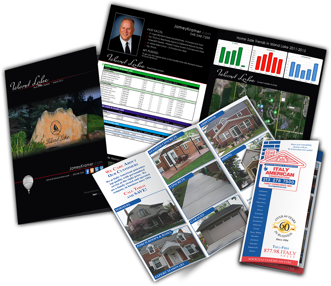 Commercial Printing Services | Best Choice Marketing Solutions - services-page-brochures